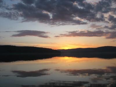 x Otsego Lake Sunrise 2